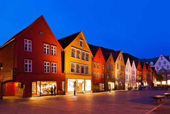 Vandrehjem i Bergen